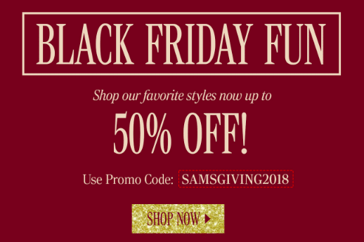 Sam Edelman Black Friday Deals