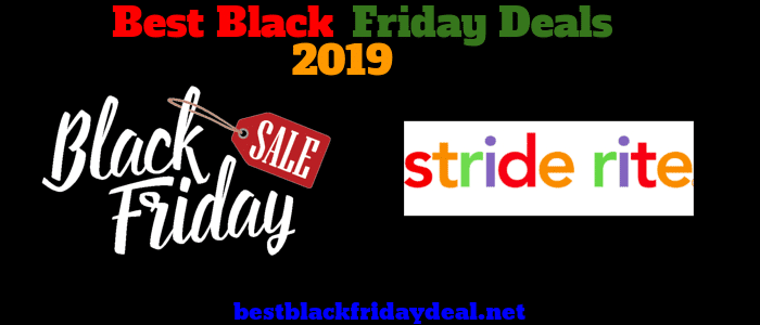 Stride Rite Black Friday 2019 Deals