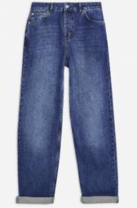 Topshop Mid Blue Baloon Jeans Black Friday Deals