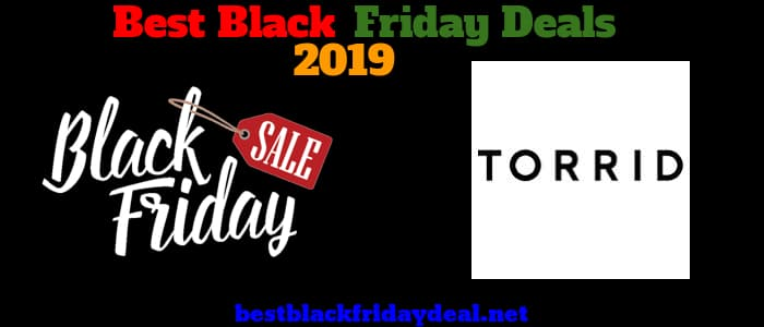 Torrid Black Friday 2019