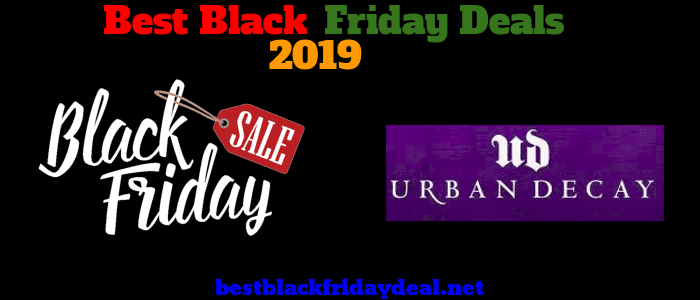 Urban Decay Black Friday 2019 Deals