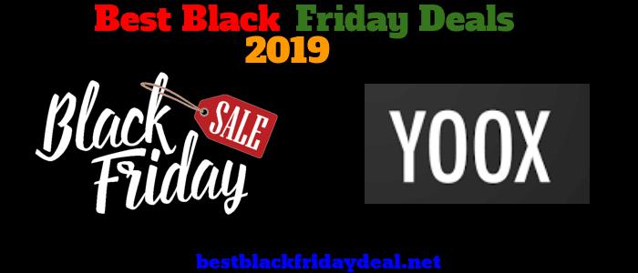 Yoox Black Friday 2019 Deals