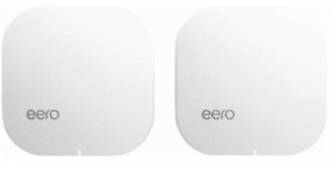 New EERO -Ac Tri Band Wi-fi Access Point - White - 2 Pack B010201 Black Friday 2019 Deals