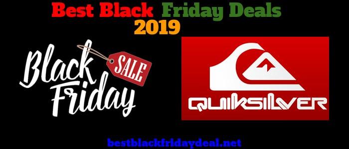 Quiksilver Black Friday 2019 Deals