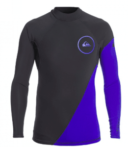 Quiksilver 1mm Syncro series long sleeves Neoprene surf top Black Friday 2019 Deals