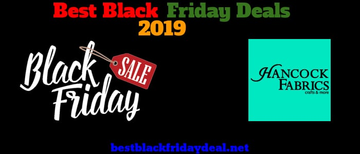 Hancock Black Friday Sale
