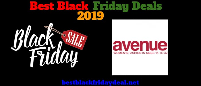 Avenue Black Friday 2019 Deals