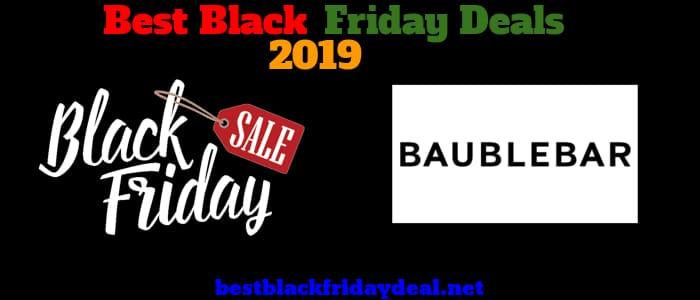 Baublebar Black Friday 2019 Deals