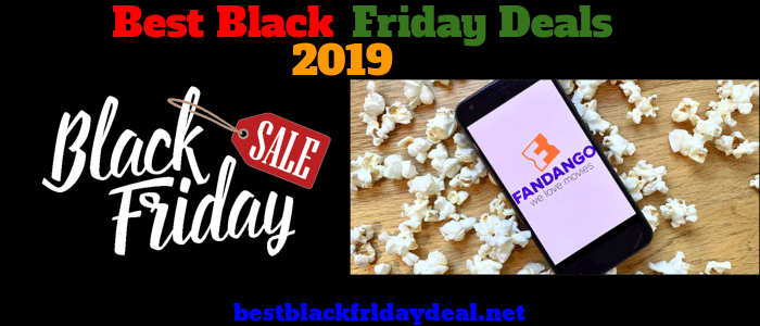 Fandango Black friday 2019 sale