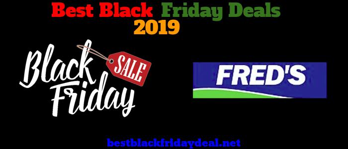 Freds Black Friday 2019 Deals