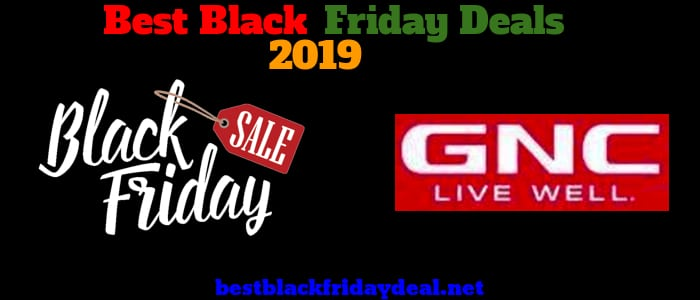 gnc black friday deals 2019