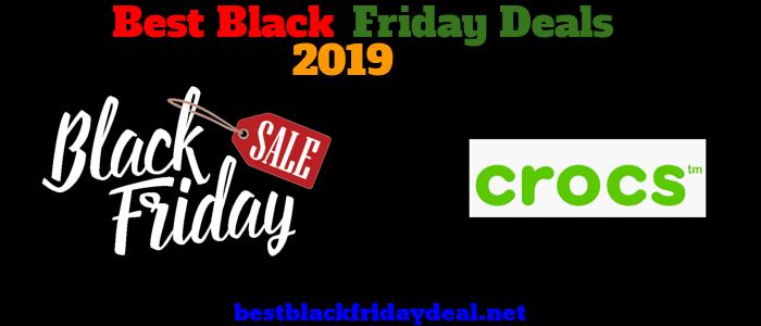 Crocs Black Friday 2019 Sale