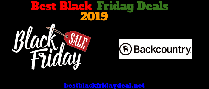 Backcountry Black Friday 2019 Sale