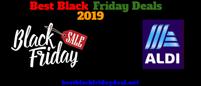 Aldi Black Friday 2019 Deals