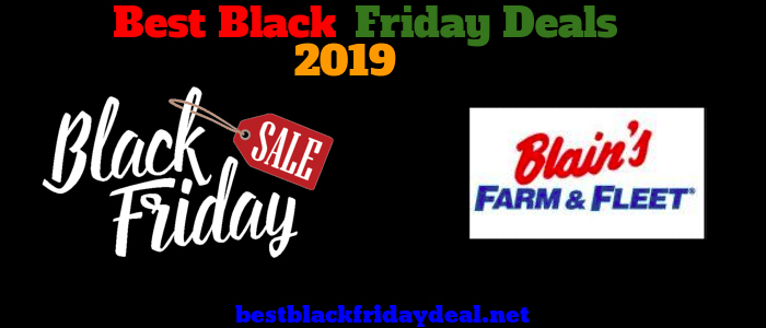 Farm & Fleet Black Friday 2019 Deals