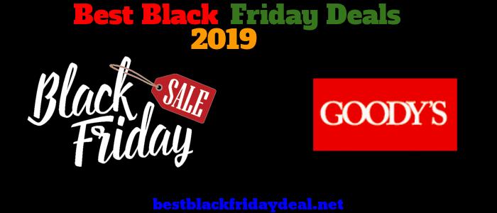 Goodys Black Friday 2019 Deals