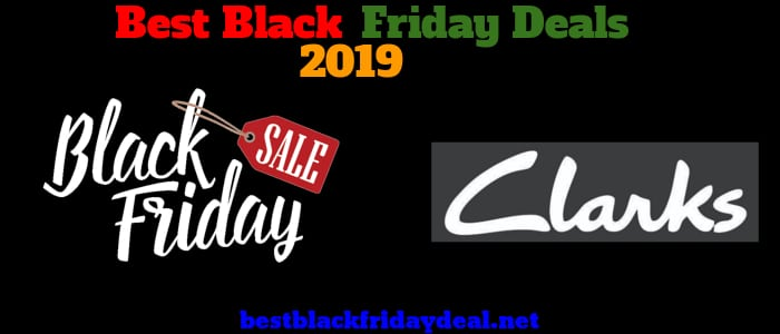Clarks Black Friday 2019 Deals