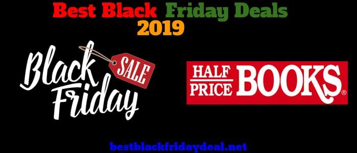Half price books Black Friday 2019 Deals