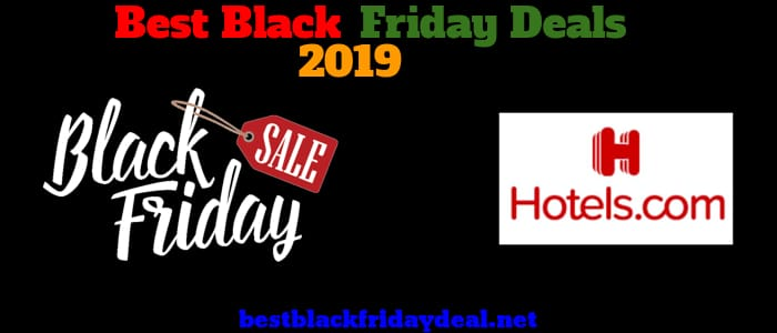 Hotels.com Black Friday 2019 Deals