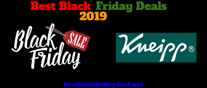 Kneipp Black Friday 2019 Deals