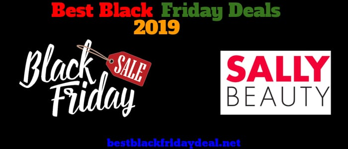 Sally Black Friday 2019 Deals