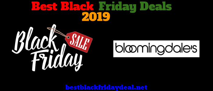 Bloomingdales Black Friday 2019 deals