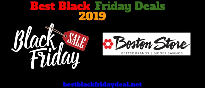 Boston Store Black Friday 2019 Deals