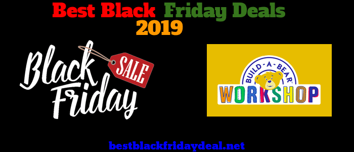 Build a bear Black Friday 2019 Sale