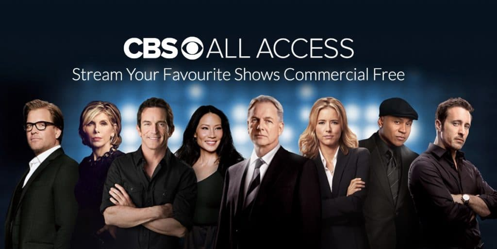 CBS All Access Black Friday 2019 Deals