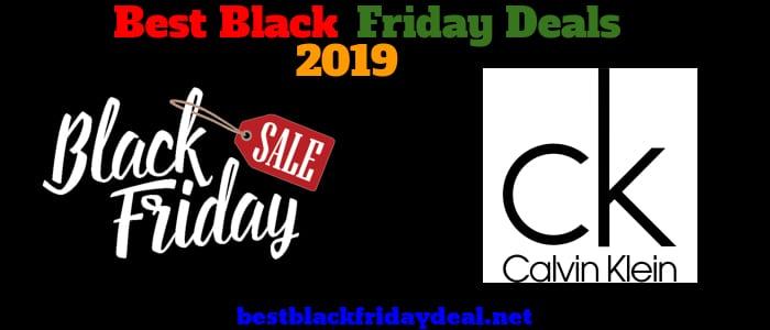 Calvin Klein Black Friday 2019 Deals