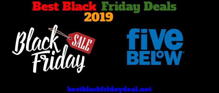 Five Below Black Friday 2019 Deals