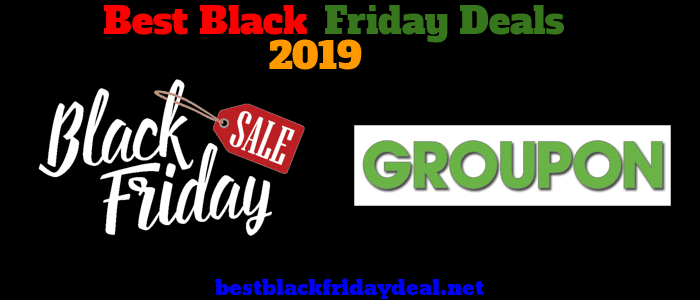 Groupon Black Friday 2019 Sale