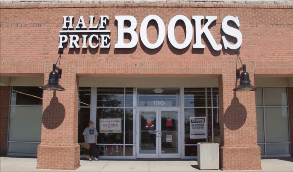 Half Price Books Black Friday 2019 Deals