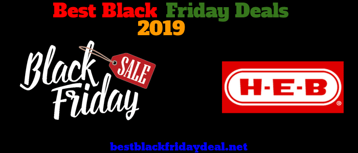 Heb Black Friday 2019 Sale