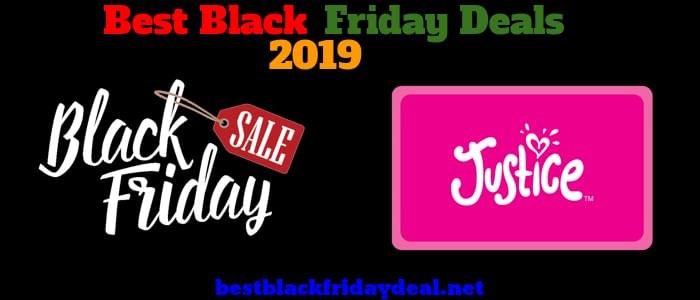 Justice Black Friday 2019 Deals
