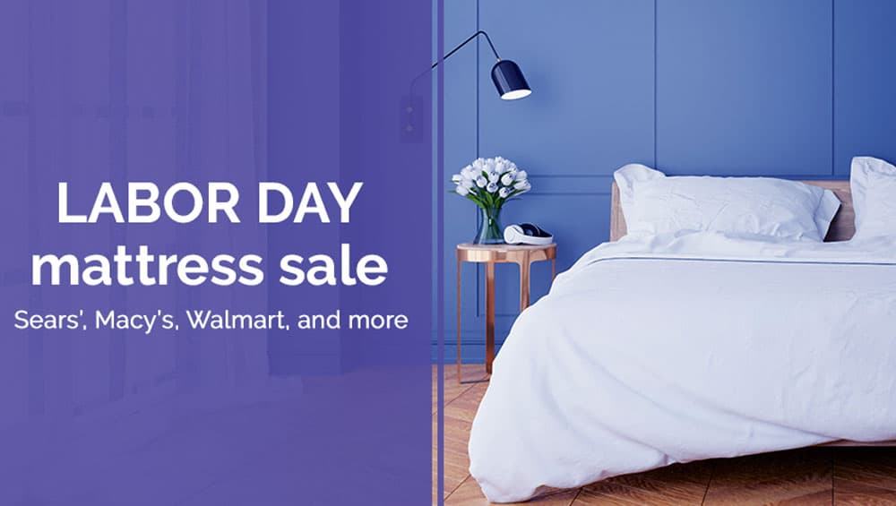 Labor Day Mattress Sale 2020