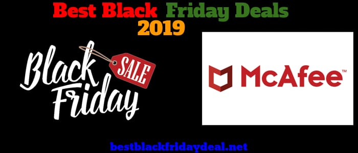 Mcafee Black Friday 2019 Deals