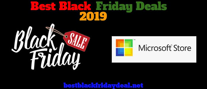Microsoft store Black Friday 2019 deals