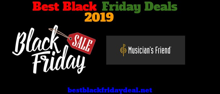 Musicians Friend Black Friday 2019 Deals
