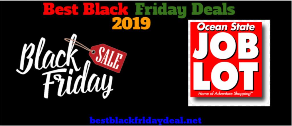 Ocean State Job Lot Black Friday Deals 2019