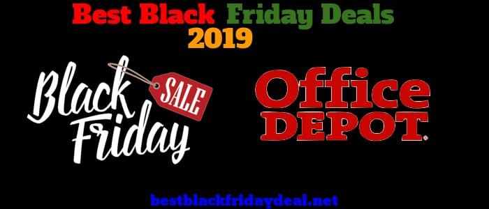 Office Depot Black Friday 2019 Deals