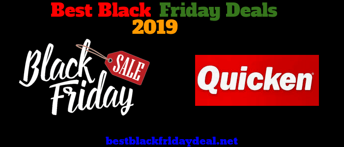 Quicken black Friday 2019 Deals