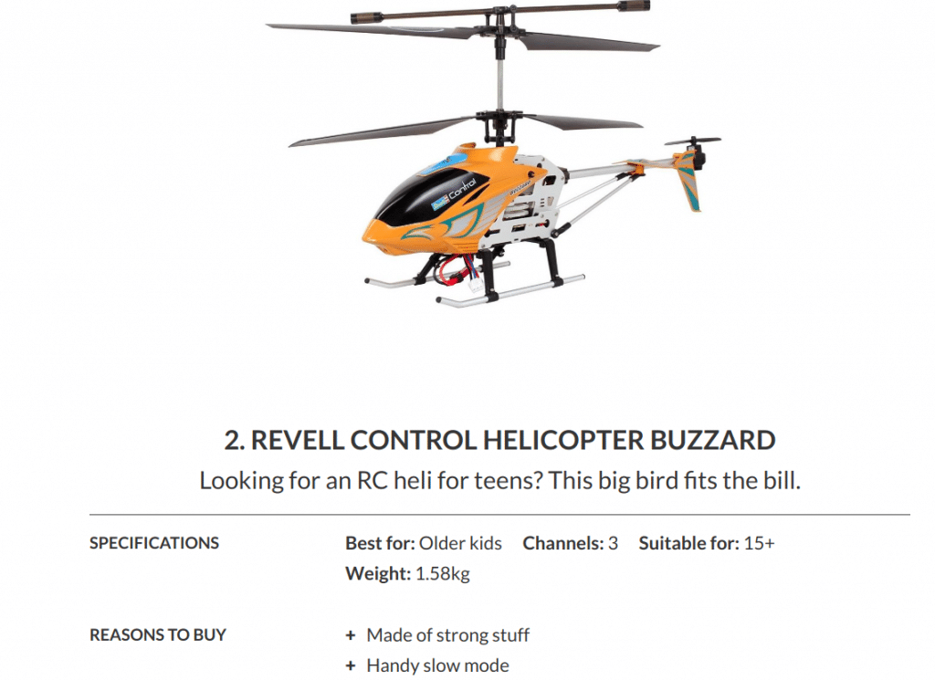 Remote-Control-Helicopter Black Friday deal
