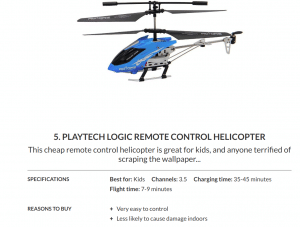 RC Helicopter Black Friday 2019 deal