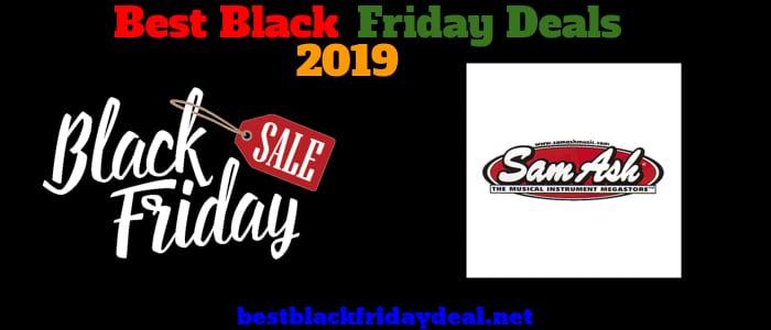 Sam Ash Black Friday 2019 Deals