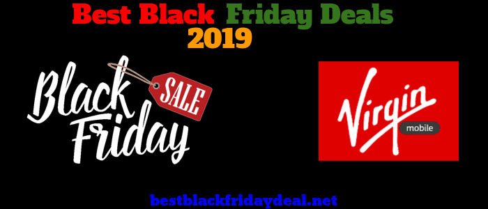 Virgin Mobile Black Friday 2019 Sale