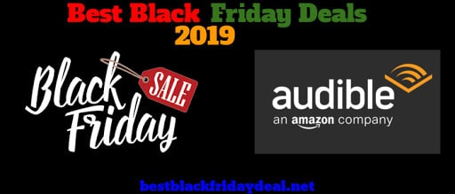 Audible Black Friday 2019 Deals And Sale