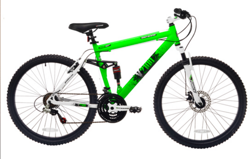 26 Genesis V2100 Mountain Bike