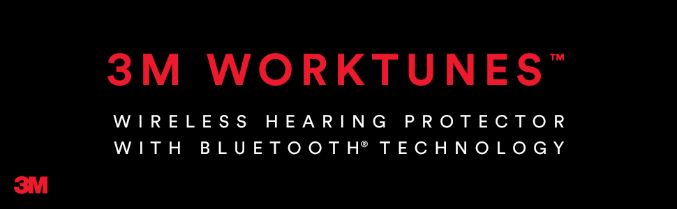 3M Bluetooth Worktunes Connect Headphones