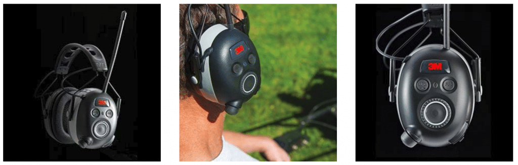 3M Worktunes Bluetooth Headphones